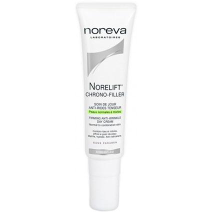Noreva Норелифт Хроно-филлер Крем дневной укрепляющий против морщин для нормальной и комбинированной кожи 30 мл