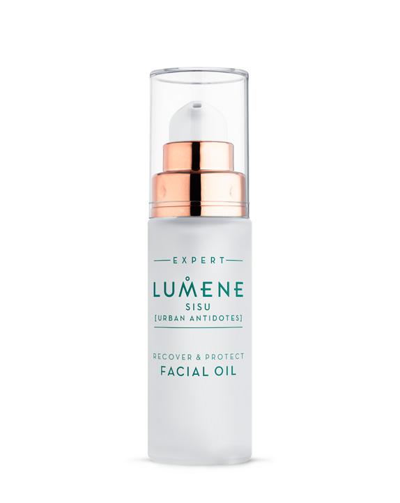 Lumene Восстанавливающее и защищающее масло для лица