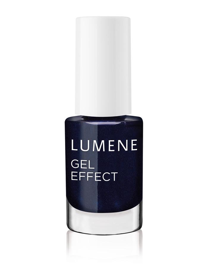 Lumene  Лак для ногтей с гелевым эффектом / №05 Синее море