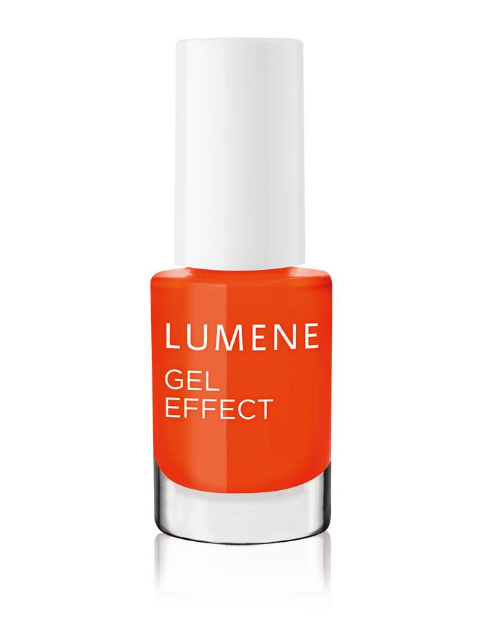 Lumene  Лак для ногтей с гелевым эффектом / №20 На ярком солнце