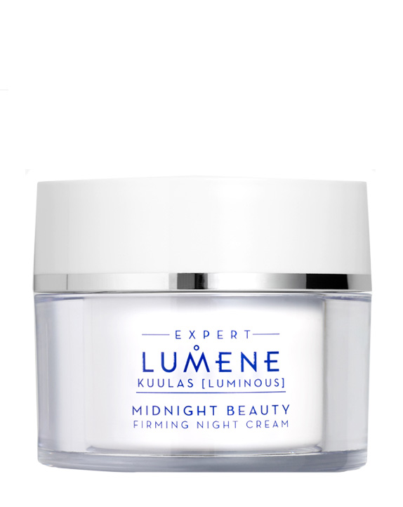 Lumene  Укрепляющий ночной крем-уход для красоты кожи