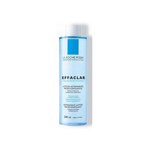La Roche-Posay Лосьон для сужения пор с микро-отшелушивающим эффектом для жирной проблемной кожи Эфаклар 200 мл