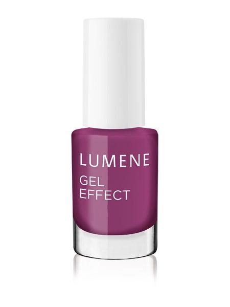 Lumene Лак для ногтей с гелевым эффектом / №39 Wild Berry Новогодняя коллекция!