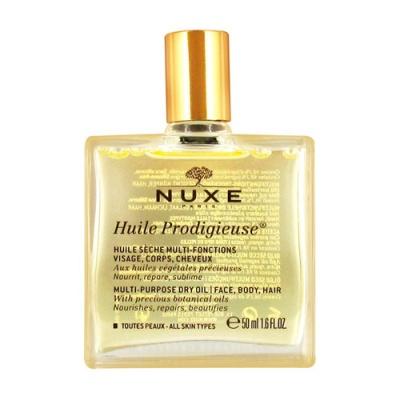 Nuxe  Продижьез Сухое масло для лица, тела и волос Новая формула, 50 мл