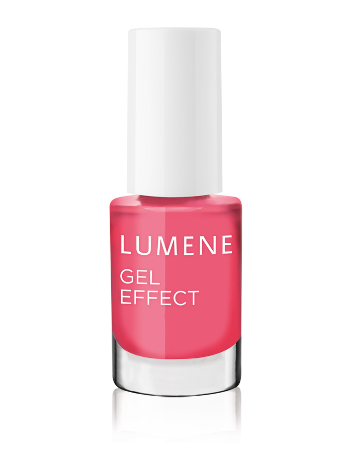 Lumene Лак для ногтей с гелевым эффектом / №26 Sunseeker Летняя коллекция!