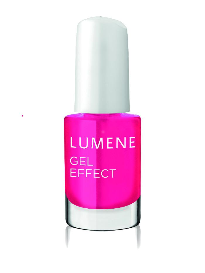 Lumene Лак для ногтей с гелевым эффектом / №48 Букет роз