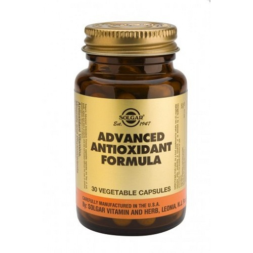 Solgar  Антиоксидантная формула 30 капсул