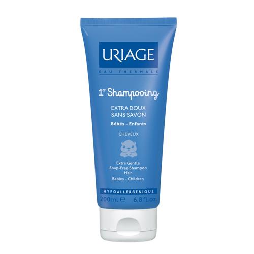 Uriage Первый ультра-мягкий шампунь без мыла 200 мл