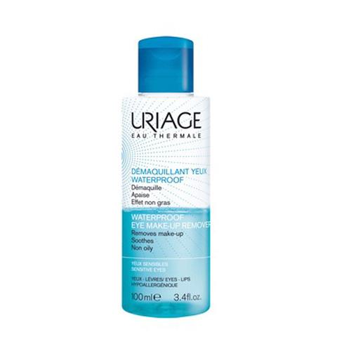 Uriage  Средство для снятия водостойкого макияжа с глаз 100 мл