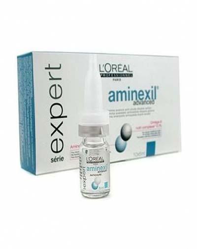 LOreal Professionnel Ампулы против выпадения волос аминексил эдванст несмываемый уход 42x6 мл