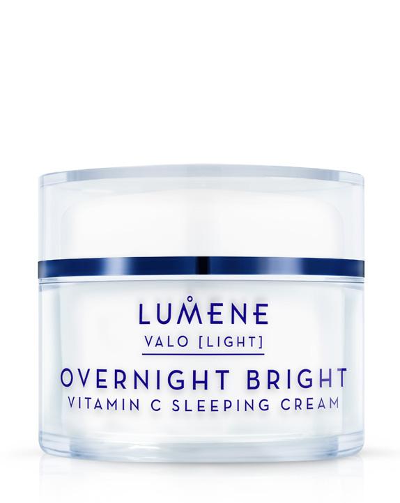 Lumene Восстанавливающий крем-сон Vitamin C