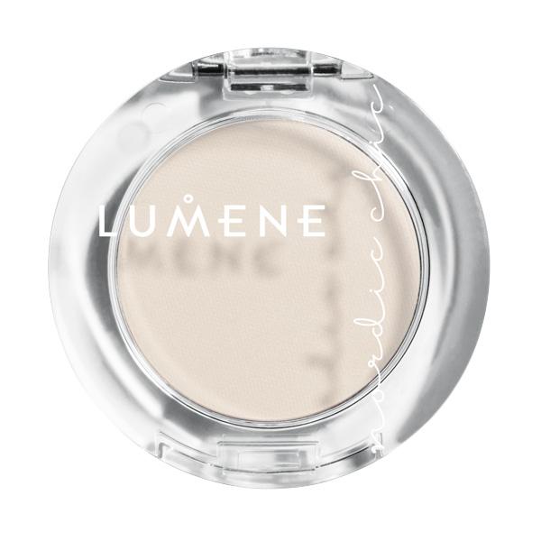 Lumene Pure Color Тени для век /  1 White Nights