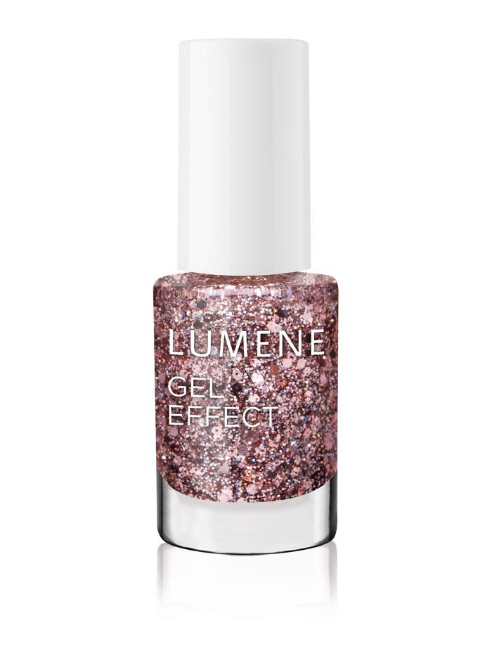 Lumene  Лак для ногтей с гелевым эффектом / №13 Игристое вино