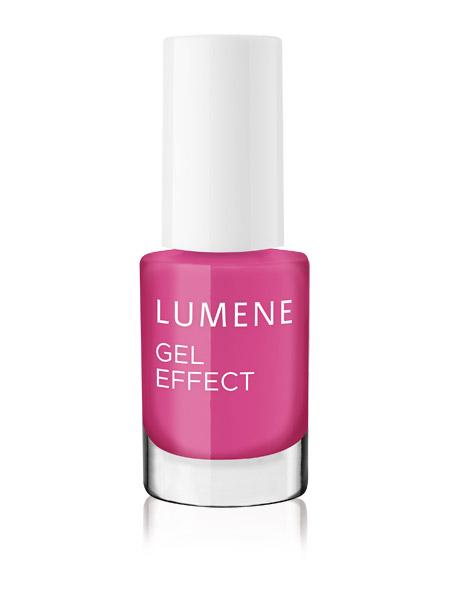 Lumene Лак для ногтей с гелевым эффектом / №38 Berry Pop Новогодняя коллекция!