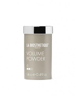 La Biosthetique  Volume Powder Высокотехнологичная пудра для создания объема и текстуры 14 г   Пудра для придания объема тонким волосам