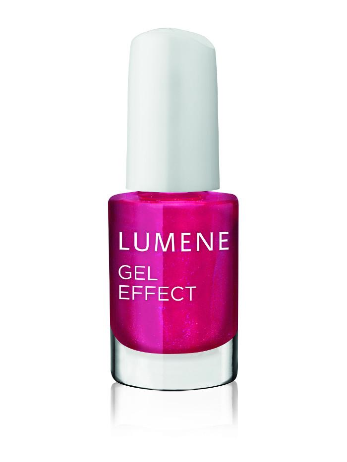 Lumene Лак для ногтей с гелевым эффектом / №62 Королева вечеринки