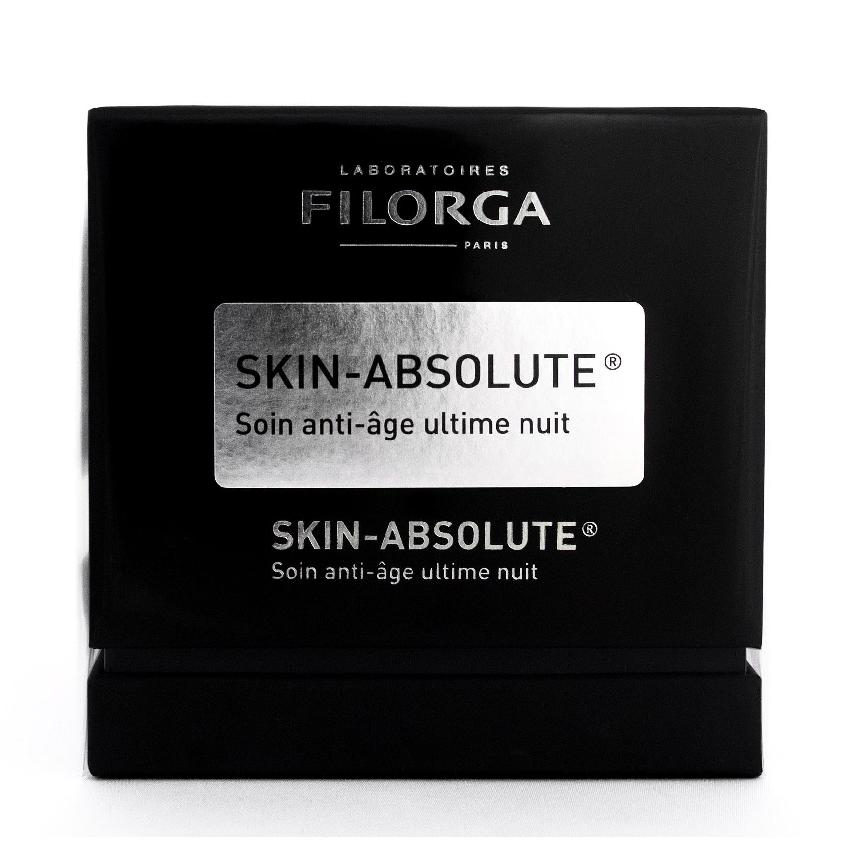 Filorga  Skin-Absolute Ночной крем Скин-Абсолют 50 мл