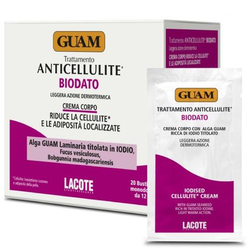 Guam  Anticellulite Крем антицеллюлитный 20 x 12 мл