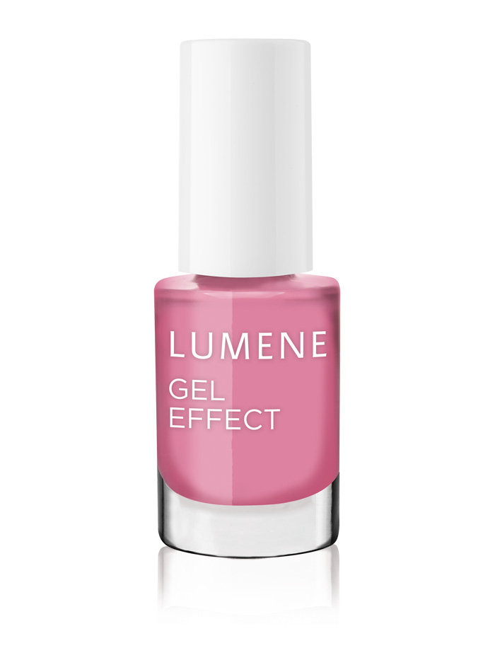 Lumene  Лак для ногтей с гелевым эффектом / №23 Летний закат