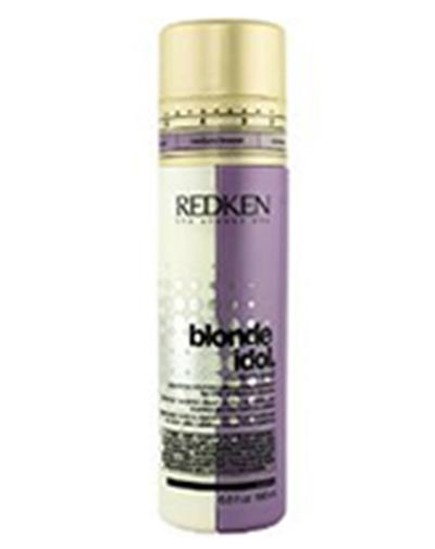 Redken Blonde Idol Фиолет двухфазный нейтрализующий кондиционер-уход