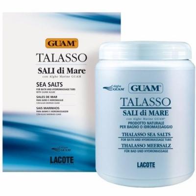 заказать Guam Соль для ванны 1000 г
