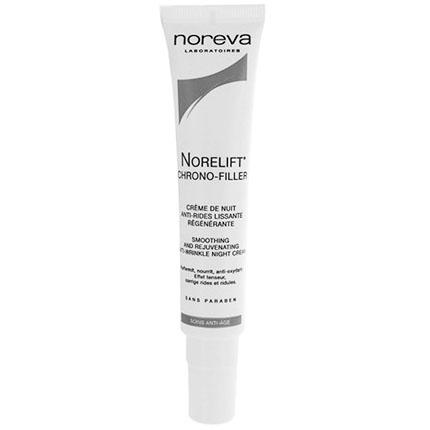 Noreva Норелифт Хроно-филлер Крем ночной разглаживающий омолаживающий против морщин 40 мл