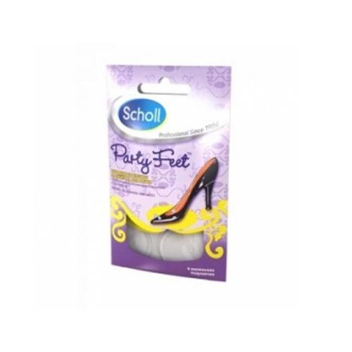 Scholl  Невидимые гелевые подушечки, ослабляющие болезненные ощущения и дискомфорт (для обуви)