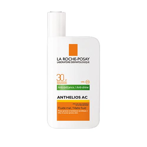 La Roche-Posay  Aнтгелиос Матирующий флюид без отдушек SPF30/ppd25, 50 мл