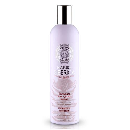 Natura Siberica Бальзам для сухих волос Защита и питание 400 мл