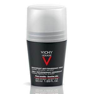 Vichy Дезодорант - шарик 48 часов для чувствительной кожи, 50 мл