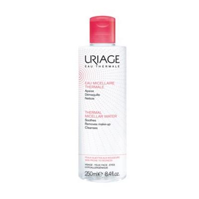 Uriage  Урьяж Мицеллярная Вода очищающая для кожи, склонной к покраснению 250 мл