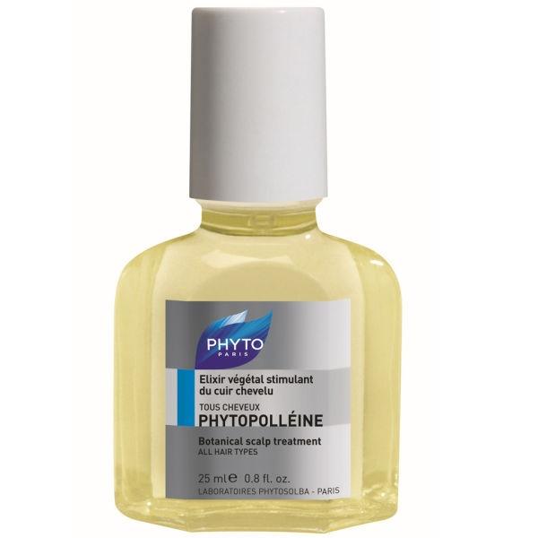 Phytosolba Фитополлеин  универсальный растительный эликсир для кожи головы с эфирными маслами 25 мл