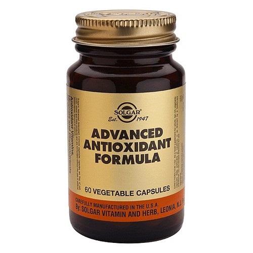 Solgar Антиоксидантная формула 60 капсул
