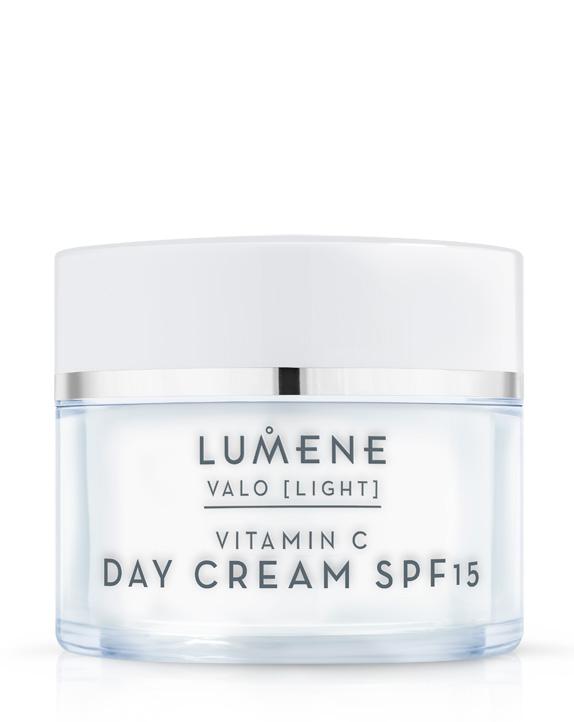 Lumene  Дневной крем SPF 15 Vitamin C