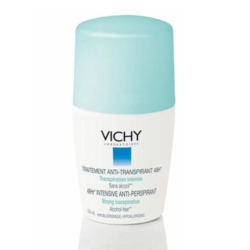 Vichy Дезодорант- шарик, регулирующий избыточное потоотделение