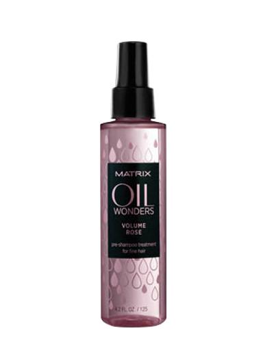Matrix Oil Wonders Volume Rose Пре-шампунь